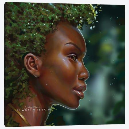Dryad Canvas Print #HDW38} by Hillary D Wilson Canvas Art Print