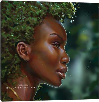 Dryad Canvas Art Print