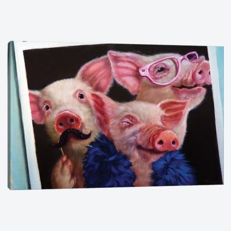 Photoshoot Canvas Print #HEF148} by Lucia Heffernan Canvas Art Print