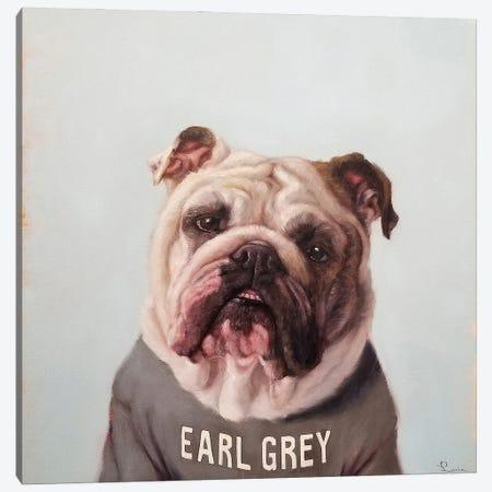 Earl Gray Canvas Print #HEF193} by Lucia Heffernan Canvas Art