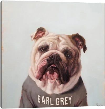 Earl Gray Canvas Art Print