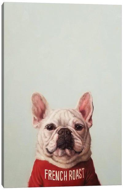 French Roast Canvas Art Print
