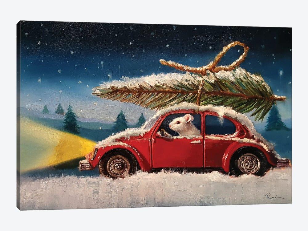 Tis The Season by Lucia Heffernan 1-piece Canvas Artwork