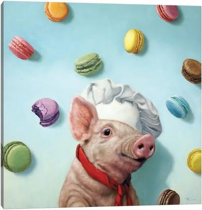 Bakers Dream Canvas Art Print
