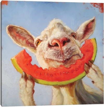 Summer Treat Canvas Art Print