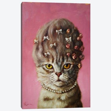 Marie Catoinette Canvas Print #HEF71} by Lucia Heffernan Art Print