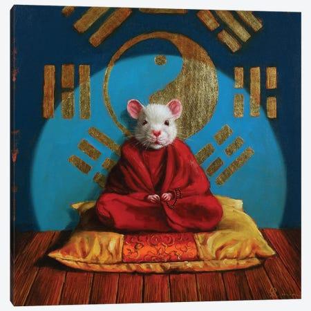 Inner Peace Canvas Print #HEF86} by Lucia Heffernan Canvas Print