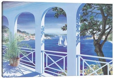 Seascape II Canvas Art Print