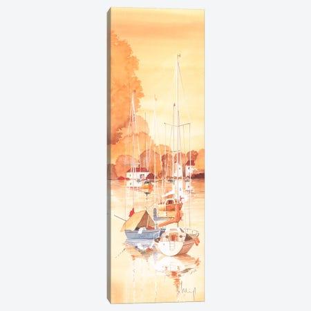 Seaside IV Canvas Print #HEI14} by Franz Heigl Art Print