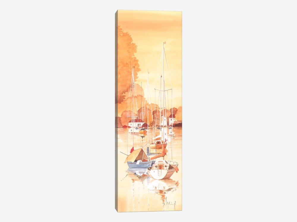 Seaside IV by Franz Heigl 1-piece Canvas Print
