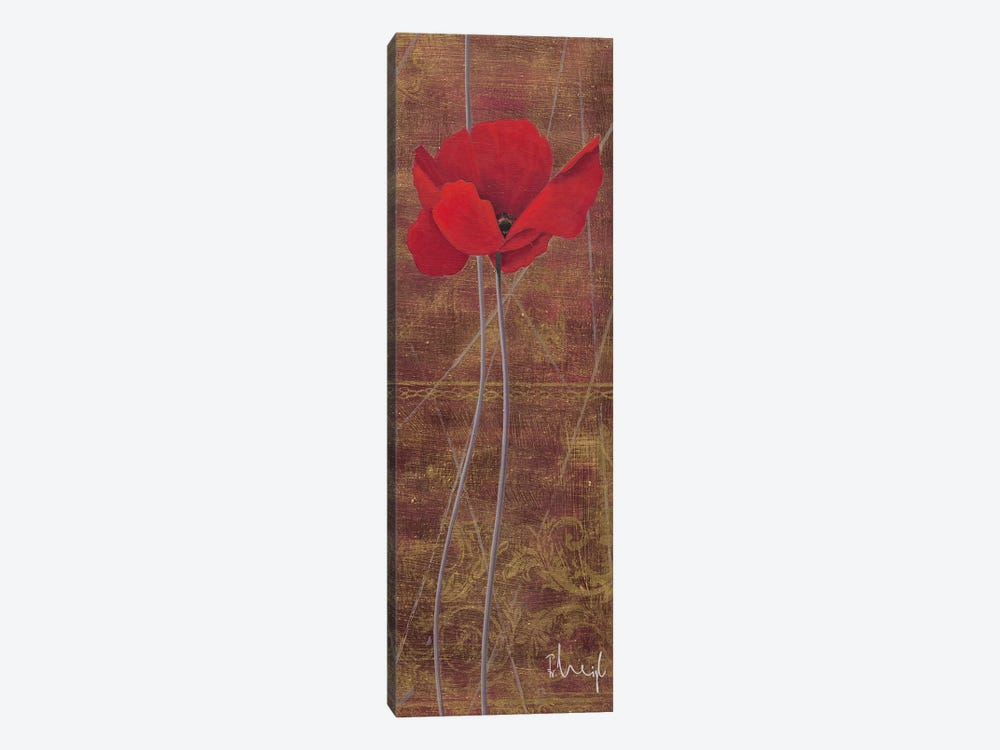 Antique Red I by Franz Heigl 1-piece Canvas Wall Art