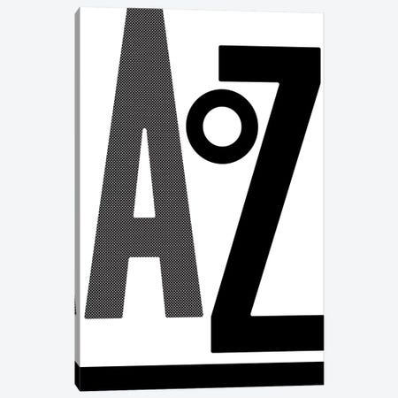 Aoz Canvas Print #HEM102} by Hemingway Design Canvas Artwork