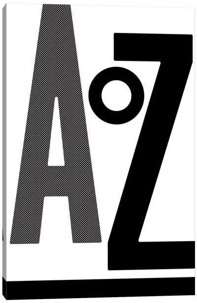 Aoz Canvas Art Print