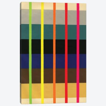 Between The Lines Canvas Print #HEM107} by Hemingway Design Canvas Print