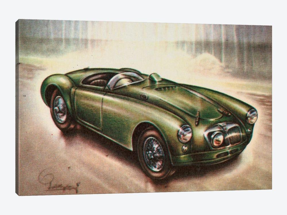 1955 MG by Hemingway Design 1-piece Canvas Print