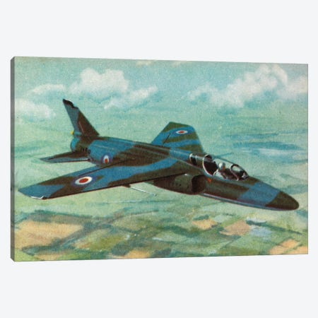 Gnat Canvas Print #HEM38} by Hemingway Design Canvas Wall Art