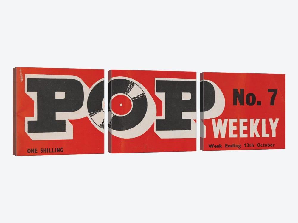 Pop by Hemingway Design 3-piece Canvas Wall Art