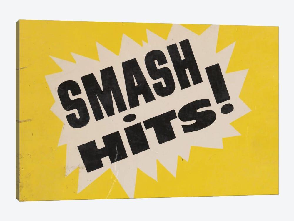 Smash Hits by Hemingway Design 1-piece Canvas Wall Art