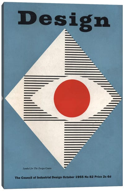 October 1955 Canvas Art Print