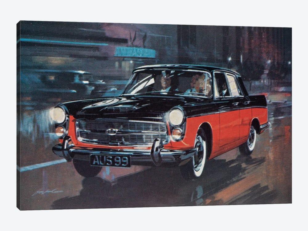 AUS 99 Supercar by Hemingway Design 1-piece Canvas Art