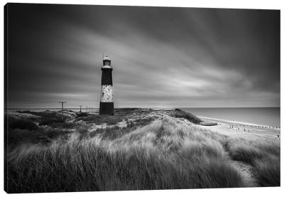 The Lighthouse Canvas Print #HEN17