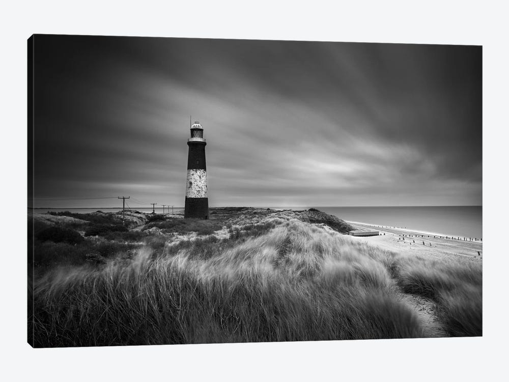 The Lighthouse by Martin Henson 1-piece Canvas Print