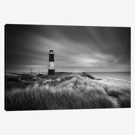The Lighthouse Canvas Print #HEN17} by Martin Henson Canvas Art