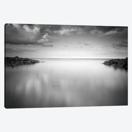 Gentle Waters Canvas Print #HEN6} by Martin Henson Canvas Art