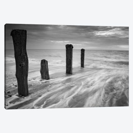 Outward Tide Canvas Print #HEN9} by Martin Henson Canvas Art Print