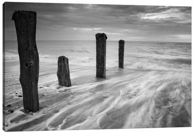 Outward Tide Canvas Art Print