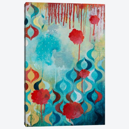 Ebullience II Canvas Print #HER10} by Heather Robinson Canvas Art Print