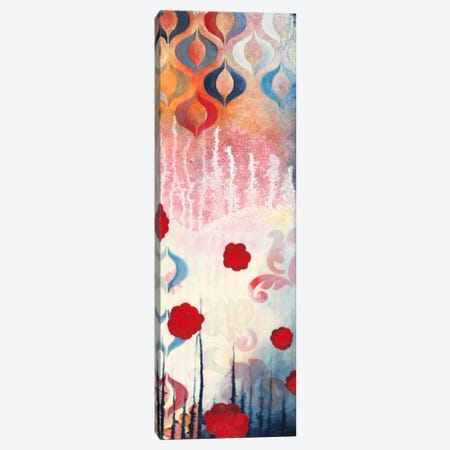 Flourish I Canvas Print #HER12} by Heather Robinson Art Print