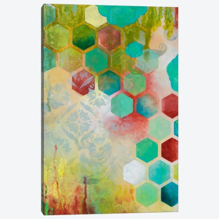 Hope Springs I Canvas Print #HER16} by Heather Robinson Canvas Artwork