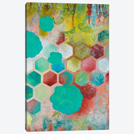 Hope Springs II Canvas Print #HER17} by Heather Robinson Canvas Art