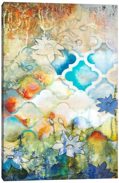 Moroccan Fantasy II Canvas Art Print