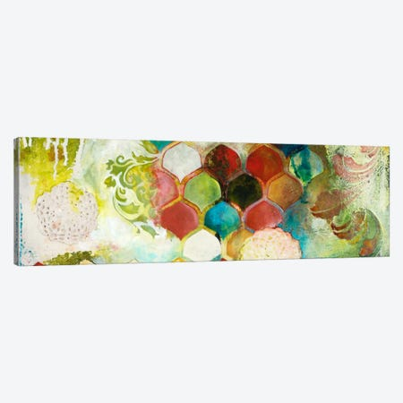 Abundance I Canvas Print #HER1} by Heather Robinson Canvas Artwork