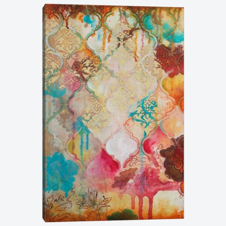 Moroccan Fantasy III Canvas Print #HER20} by Heather Robinson Canvas Art