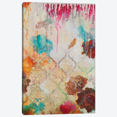 Moroccan Fantasy IV Canvas Print #HER21} by Heather Robinson Canvas Artwork