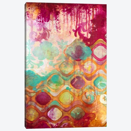 Overload I Canvas Print #HER22} by Heather Robinson Canvas Artwork
