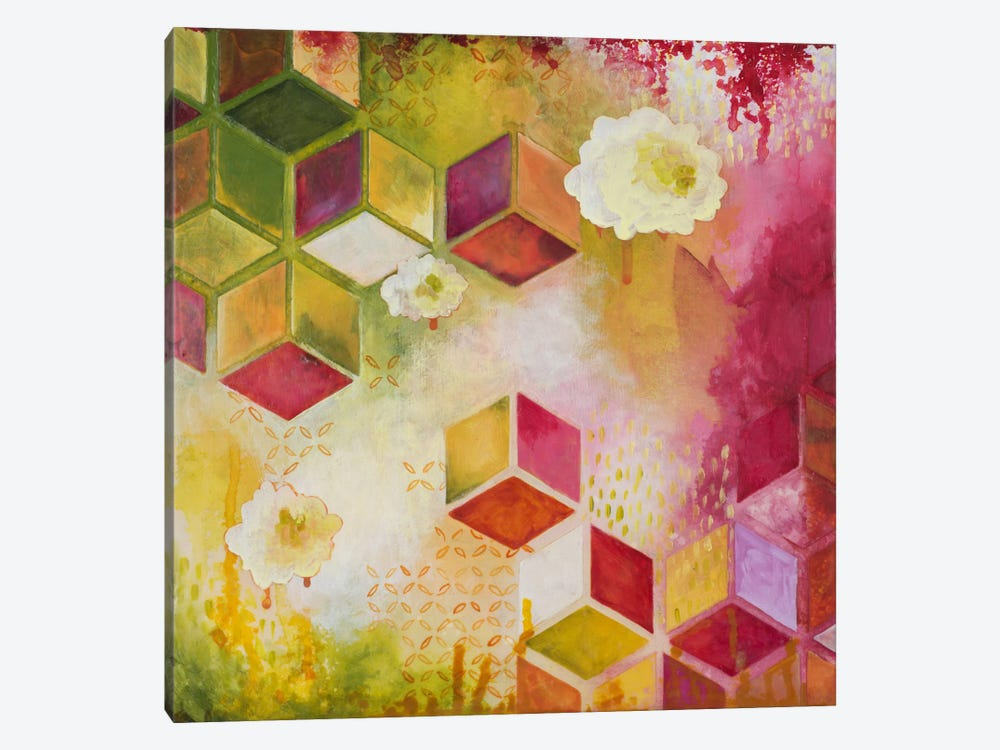 Path Of Reflection I by Heather Robinson 1-piece Canvas Wall Art