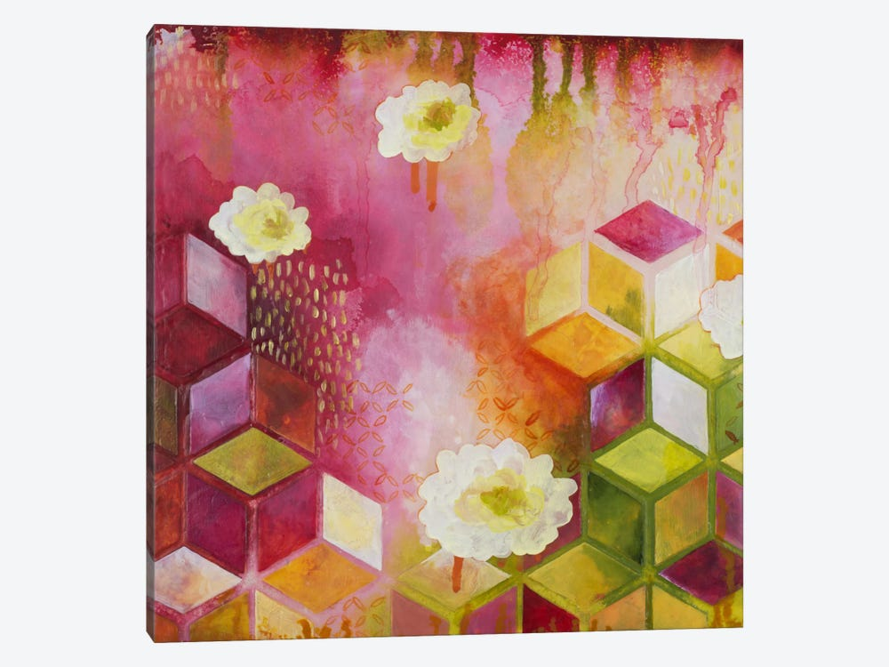 Path Of Reflection II by Heather Robinson 1-piece Canvas Print