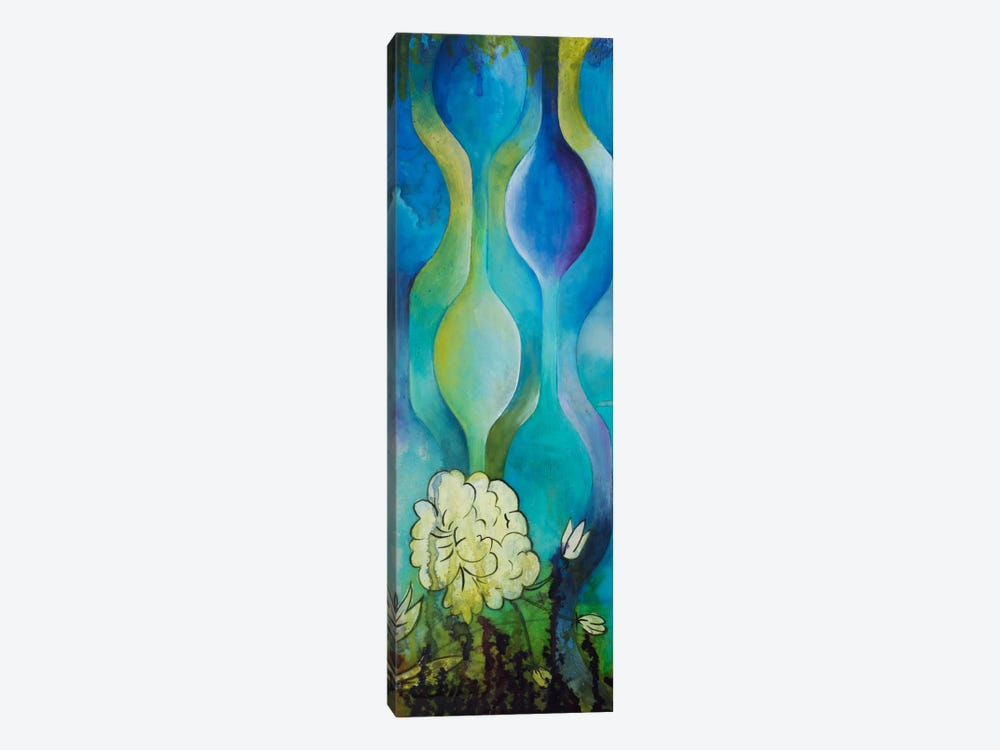 Pond Dripples I by Heather Robinson 1-piece Canvas Print