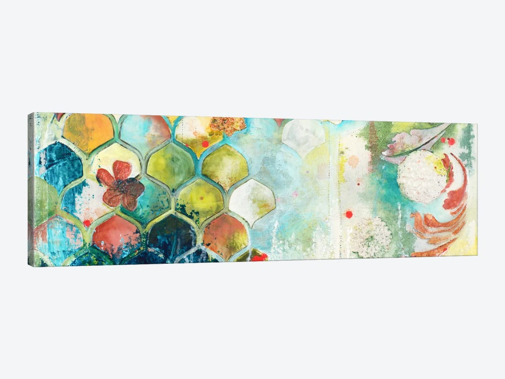 Abundance II by Heather Robinson 1-piece Canvas Artwork