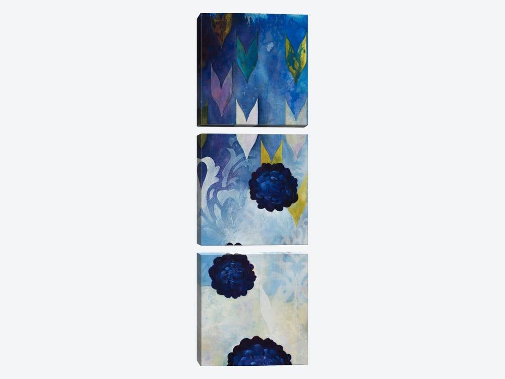 Serene Pleasures I by Heather Robinson 3-piece Canvas Art