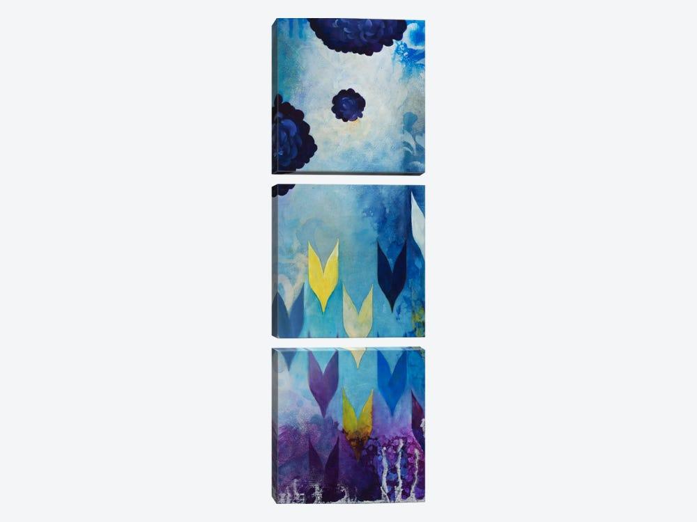 Serene Pleasures II by Heather Robinson 3-piece Canvas Art Print