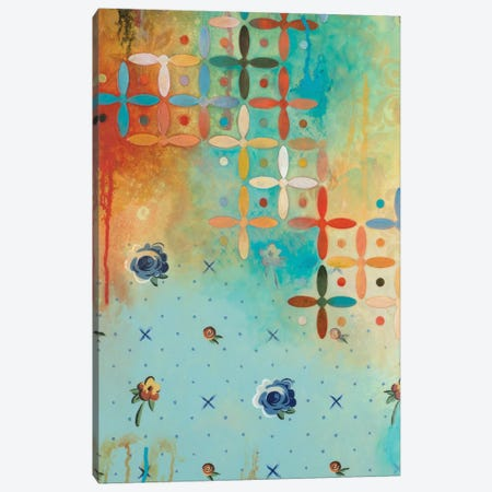 Aspirational I Canvas Print #HER37} by Heather Robinson Canvas Art