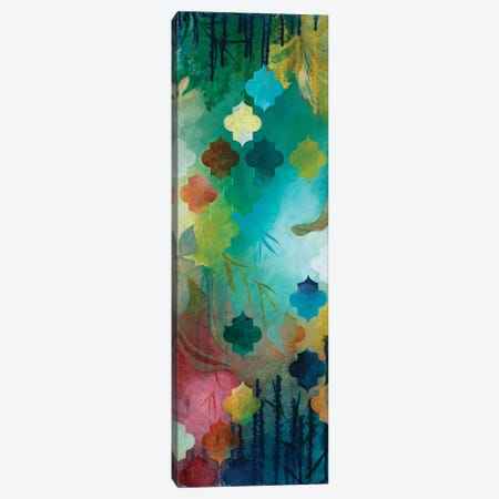 Exoticism I Canvas Print #HER47} by Heather Robinson Art Print