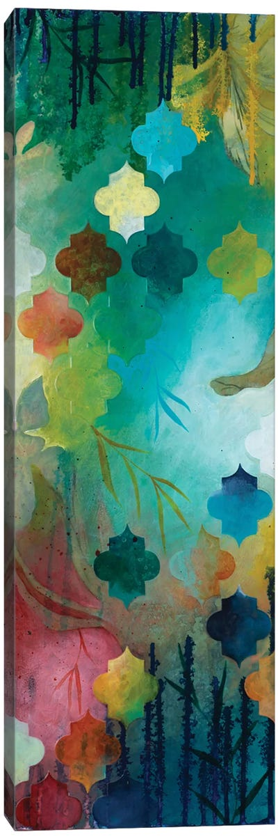 Exoticism I Canvas Art Print