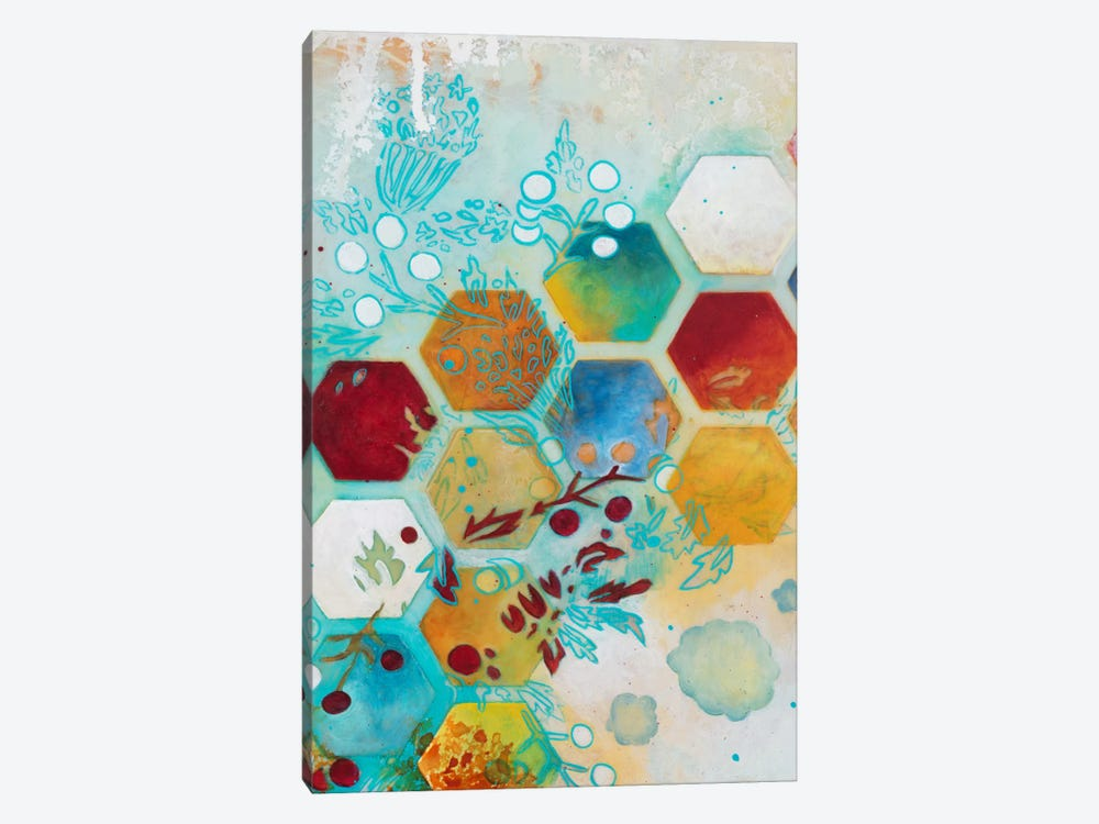 Aflutter II by Heather Robinson 1-piece Canvas Artwork