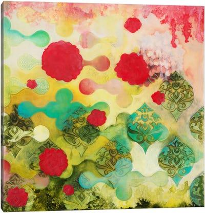 Dainty Doings Canvas Art Print